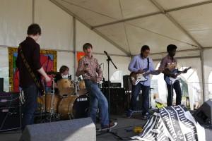 Rust performing at Sharrow Festival 2013 (photo: Jamie Veitch)