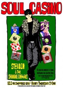 Soul Casiono Poster