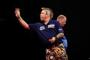 Peter Wright, 2014 World Championship finalist