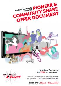 Sheffield Community Media Share Offer Document