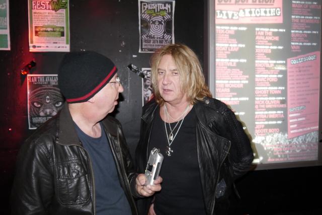 Exclusive interview with rock legend Joe Elliott