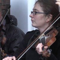Blind fiddlers of Sheffield Honoured