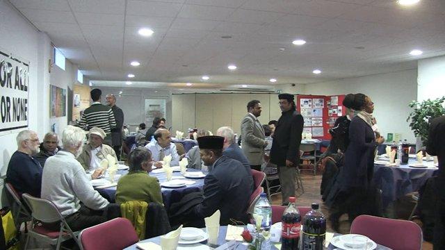 Peace and Islam event