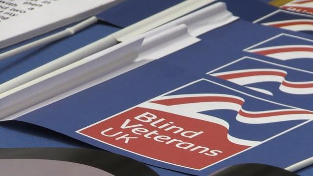 Blind Veterans UK 100 Anniversary