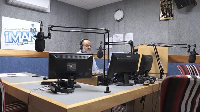 IMAN FM One Year Anniversary