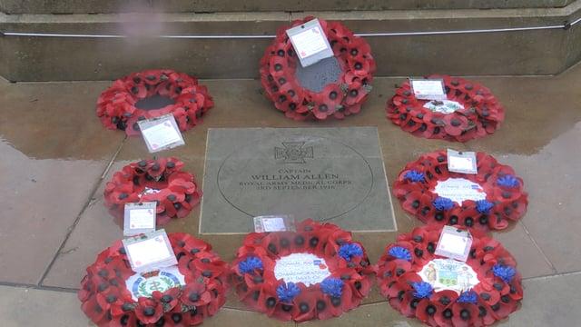 Sheffield war hero honoured in ceremony