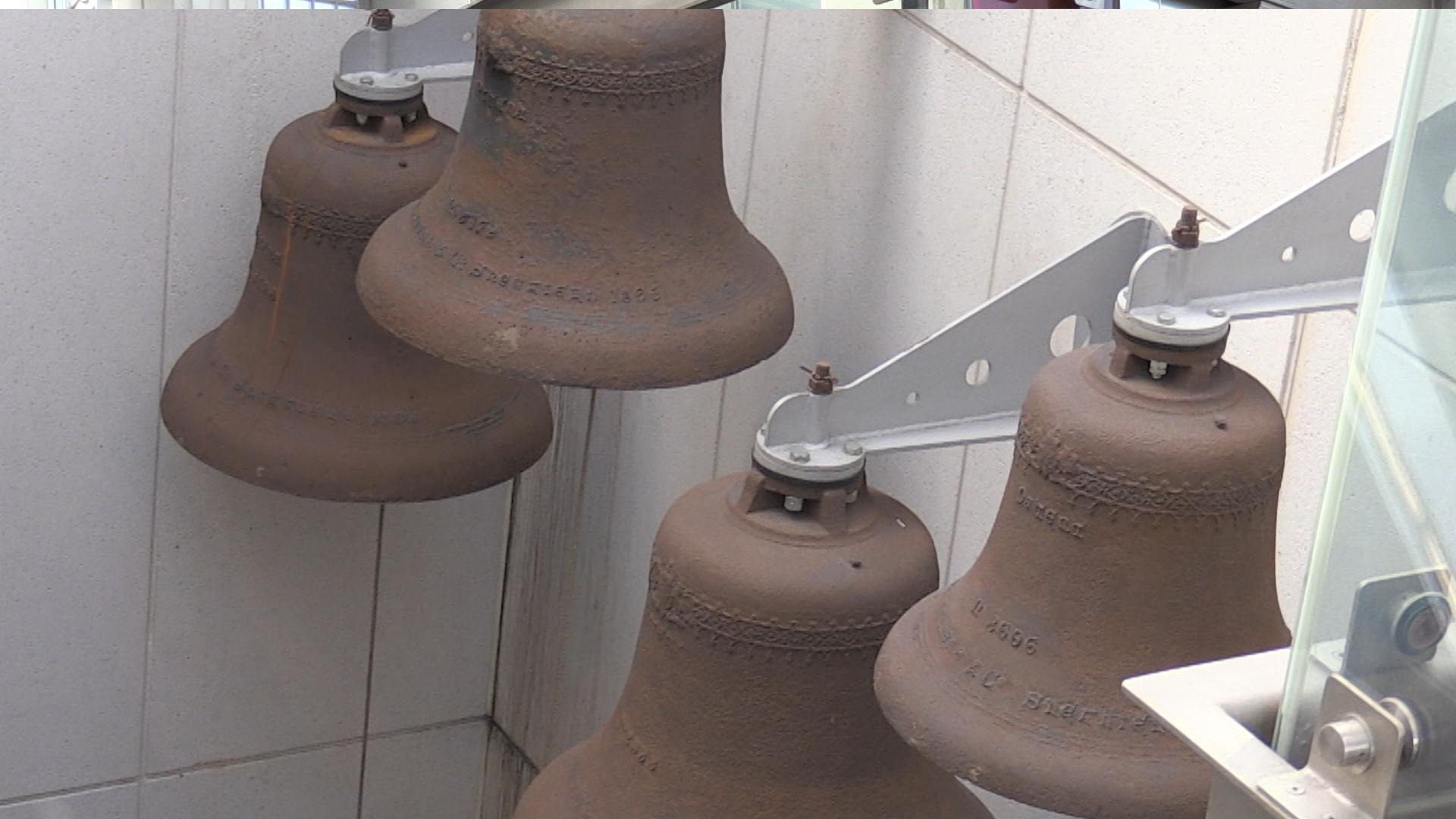 Heritage bells ring at Millennium Gallery