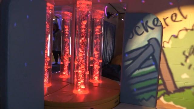 Lord Mayor opens new sensory room at Sheffield school