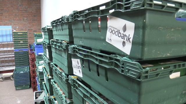 Burngreave Food Bank celebrate International Volunteer Day