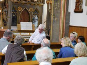 Organ Demonstration at St Marie's Catholic Cathedral @ St Marie's Cathedral | England | United Kingdom