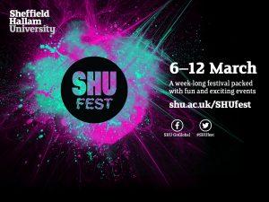 SHU Fest @ Sheffield Hallam University | England | United Kingdom