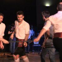 City Hall hosts traditional folk dance weekend