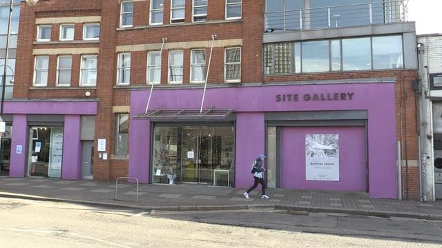 Site Gallery announces ambitious expansion