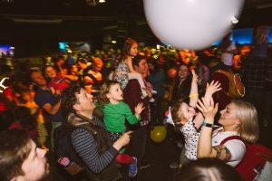 Big Fish Little Fish family rave with DJ Aston Harvey (Freestylers) @ Plug | England | United Kingdom