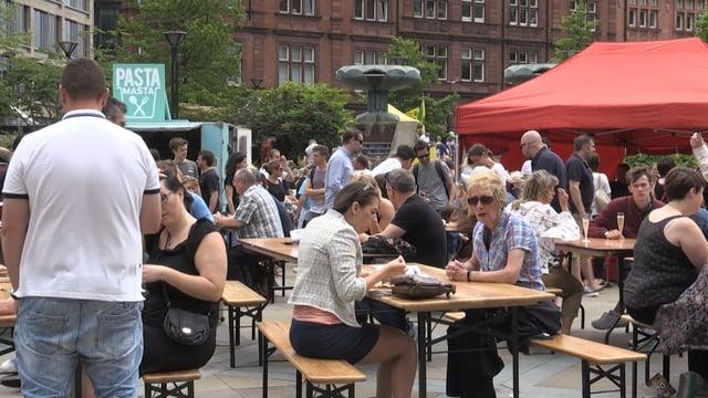 Hundreds attend Sheffield Food Festival
