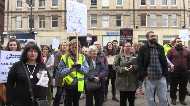 Sheffield celebrates ten years as City of Sanctuary