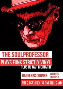 The Soul Professor DJ SET @ Hagglers Corner | England | United Kingdom
