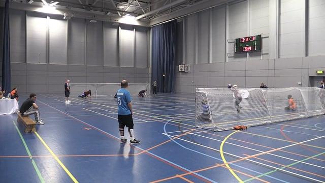 Sheffield hosts end of season goalball tournament