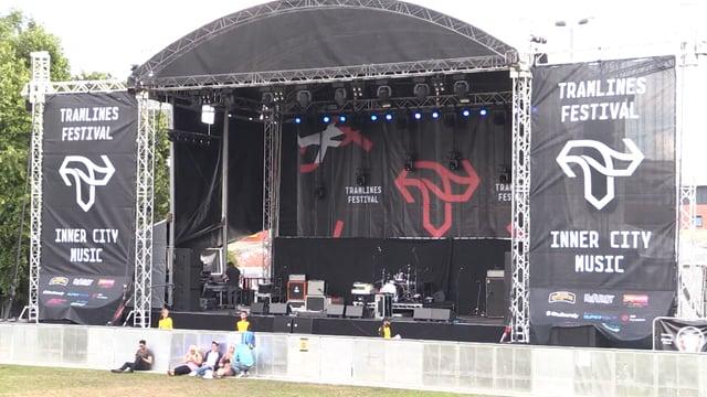 Tramlines Festival returns for ninth year