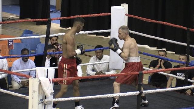 Sheffield boxer, Loua Nassa, wins first title