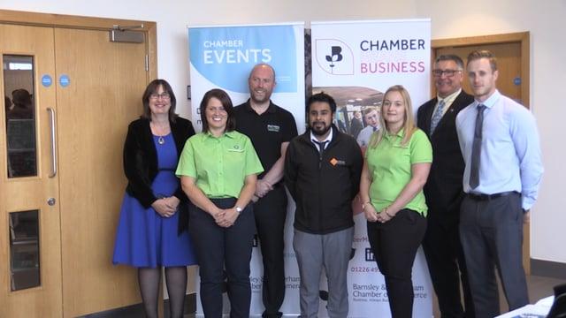 Barnsley and Rotherham business showcase