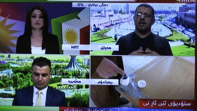 Referendum favours independence for Iraqi Kurdistan