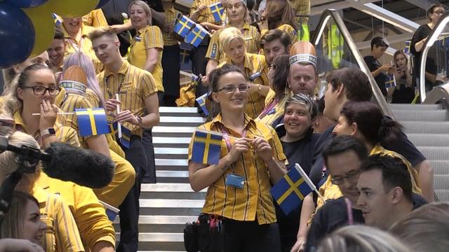 IKEA Sheffield store opens in Tinsley