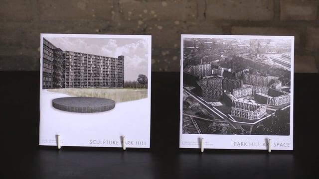 New sculpture park at Park Hill