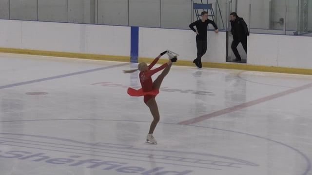 British ice championship underway