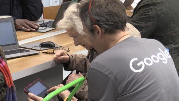 Google Garage online into 2018
