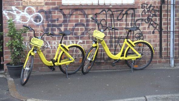 Bumpy start to bike share scheme