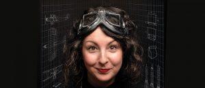 SAMANTHA BAINES  1 WOMAN, A HIGH-FLYER AND A FLAT BOTTOM @ The Leadmill | England | United Kingdom