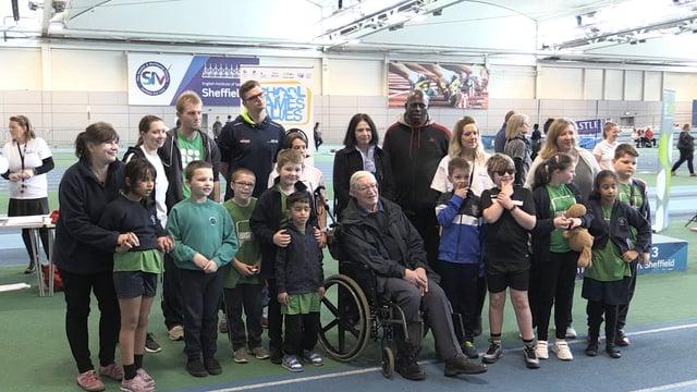 English Institute of Sport hosts disability sports celebration