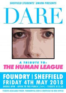 DARE - A Tribute to The Human League @ Foundry | England | United Kingdom