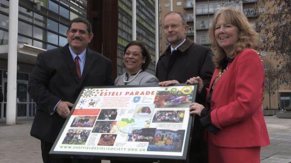 Esteli Parade marks 30 years of Sheffield Nicaragua friendship