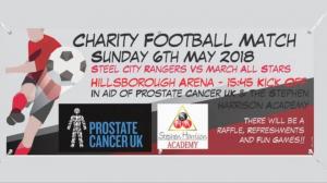 Charity Football Match @ Hillsborough Arena | England | United Kingdom
