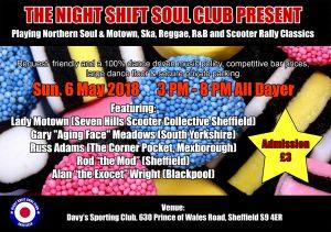 Night shift Soul Club @ Davy's Sporting Club | England | United Kingdom