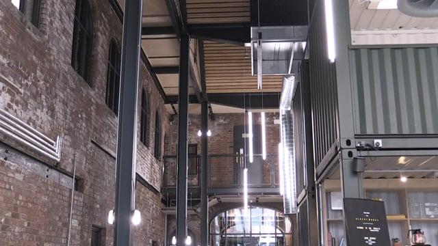 RIBA award for Sheffield architects