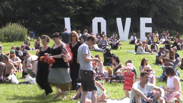 Peace festival celebrates 15 years