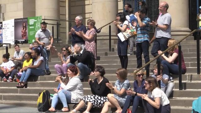 Diversity festival celebrates Sheffield cultures
