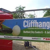 Cliffhanger returns to Sheffield