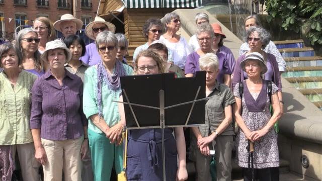 Sheffield remembers victims of Hiroshima