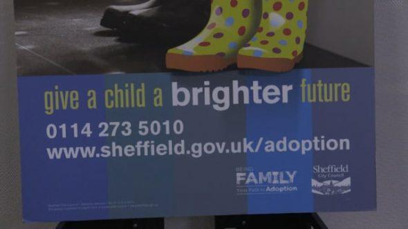 Adoptive parents sought for dozens of Sheffield children