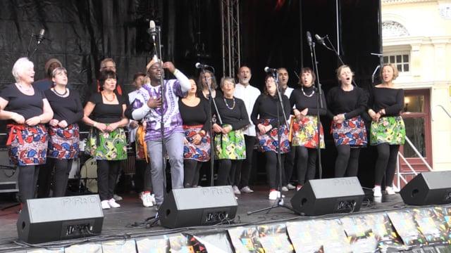 Afro-beat artist applauds SO Africa festival organisers