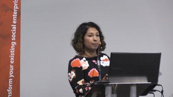 Social enterprise showcased at city region conference