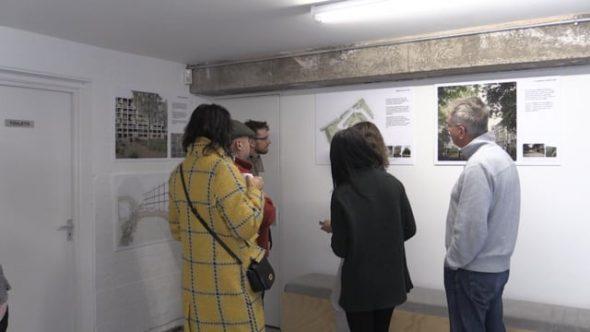 Park Hill Art Space development on display
