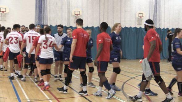 Sheffield host England v Scotland dodgeball meet