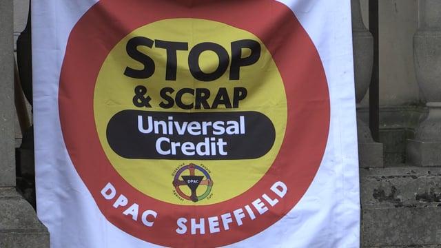 Campaigners calls to scrap universal credit