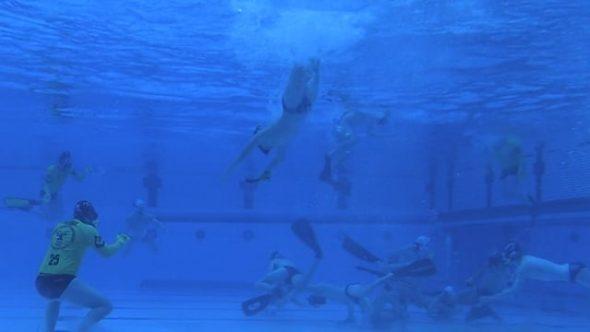 Sheffield hosts underwater hockey championship