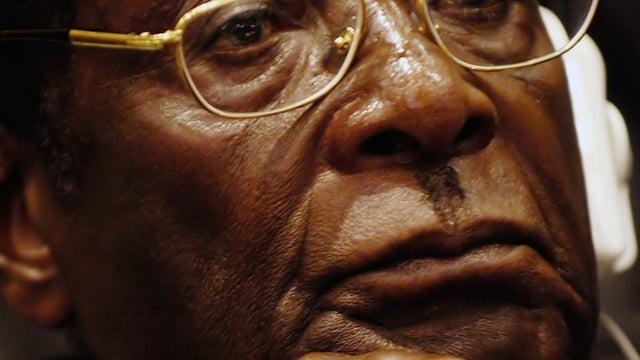 Zimbabweans react to death of Mugabe